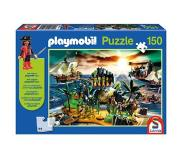 Playmobil Playmobil: Pirate Island Jigsaw with figure (150pc)