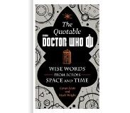 Book The Official Quotable Doctor Who
