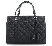 GUESS Seraphina Satchel black