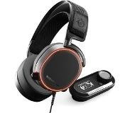 Steelseries Arctis Pro + GameDAC Gaming Headset, Musta