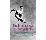 Book The Intimate Act of Choreography