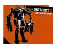 Book The Art of District 9