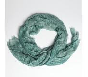 Pieces pcSandy Long Scarf Blue Surf