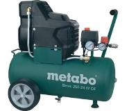 Metabo Öljy kompressori Metabo Basic 250-24 W OF