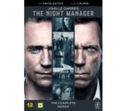 Sf Night Manager - Yövahti - Complete Series