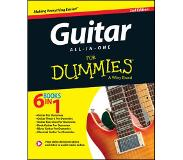 Book Guitar All-in-One For Dummies