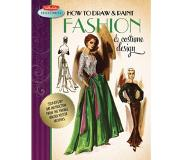 Book How to Draw & Paint Fashion & Costume Design