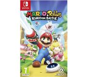 Games Mario + Rabbids Kingdom Battle Switch