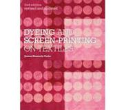 Book Dyeing and Screenprinting on Textiles