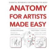 Book Anatomy for Artists Made Easy
