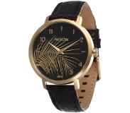 Nixon The Arrow Leather gold / black / palm Koko Uni