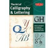 Book The Art of Calligraphy & Lettering