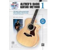 Book Alfred's Basic Guitar Method, Bk 1: The Most Popular Method for Learning How to Play, Book, DVD & Online Audio, Video & Software