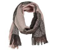 Only ONLPESA SCARF Huivi ash/magnet and peachy keen One Size