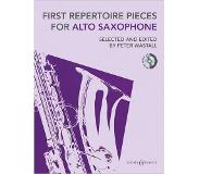 Book First Repertoire Pieces for Alto Saxophone