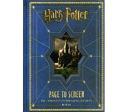 Book Harry Potter: Page to Screen