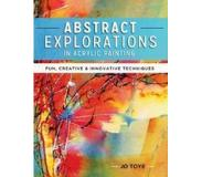 Book Abstract Explorations in Acrylic Painting