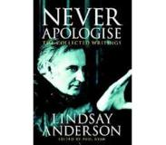 Book Never Apologise