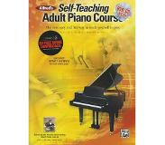 Book Alfred's Self-Teaching Adult Piano Course: The New, Easy and Fun Way to Teach Yourself to Play [With CD (Audio) and DVD]