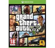 Games Grand Theft Auto V (Xbox One)