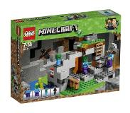 LEGO Minecraft 21141 The Zombie Cave ,