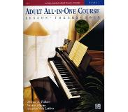 Book Alfred's Basic Adult All-In-One Course, Bk 2