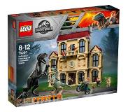 LEGO Jurassic World 75930 Indoraptorimellakka Lockwoodin
