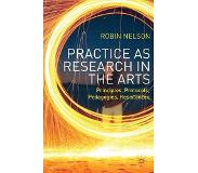 Book Practice as Research in the Arts