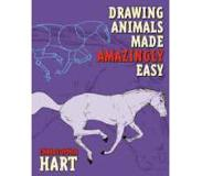 Book Drawing Animals Made Amazingly Easy
