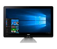 "Asus Zen AiO ZN241ICGK-RA036T 2.50GHz i5-7200U 23.8"" 1920 x 1080pikseliä Harmaa All-in-One PC All-in-One-tietokone/-työasema"