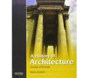 Book A History of Architecture