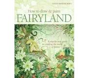 Book How to Draw & Paint Fairyland