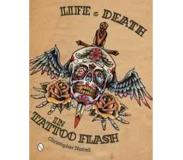Book Life & Death in Tattoo Flash