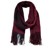 Only ONLPESA SCARF Huivi port royale/night sky/rumba red One Size