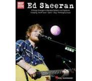Book Ed Sheeran for Easy Guitar