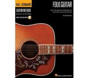Book Hal Leonard Folk Guitar Method