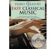 Book The Piano Treasury of Easy Classical Music