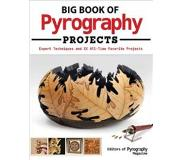 Book Big Book of Pyrography Projects