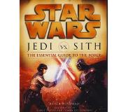 Book Star Wars - Jedi vs. Sith