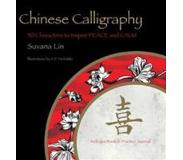Book Chinese Calligraphy: 50 Characters to Inspire Peace and Calm - Includes Book & Practice Journal