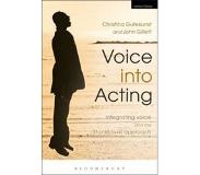 Book Voice Into Acting
