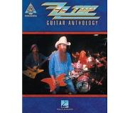 Book ZZ Top - Guitar Anthology