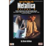 Book Learn to Play Bass with Metallica - Volume 2