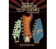 Book History of Japanese Electric Guitars