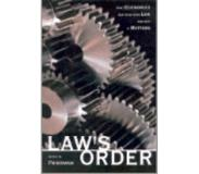 Book Law's Order