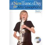 Book A New Tune a Day for Alto Saxophone