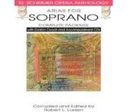 Book Arias for Soprano - Complete Package