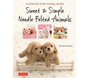 Book Sweet & Simple Needle Felted Animals