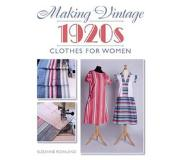 Book Making Vintage 1920s Clothes for Women