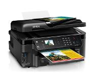 Epson WorkForce WF-2750DWF 4800 x 1200DPI Mustesuihku A4 33ppm Wi-Fi